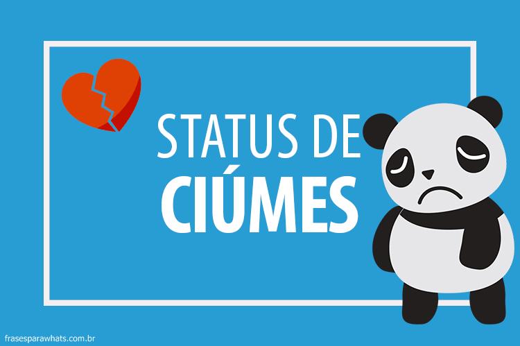 Frases de Ciúmes para Status