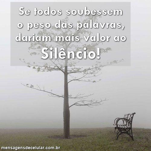 Valor do Silêncio