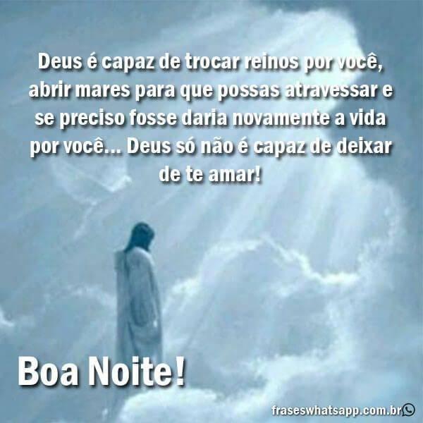 Deus é capaz!