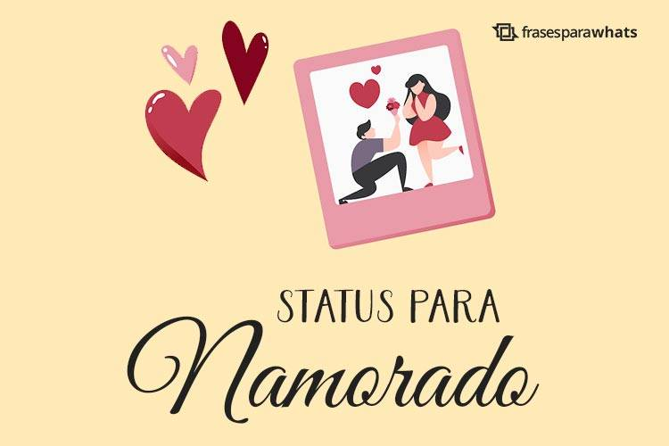 Status para Namorado