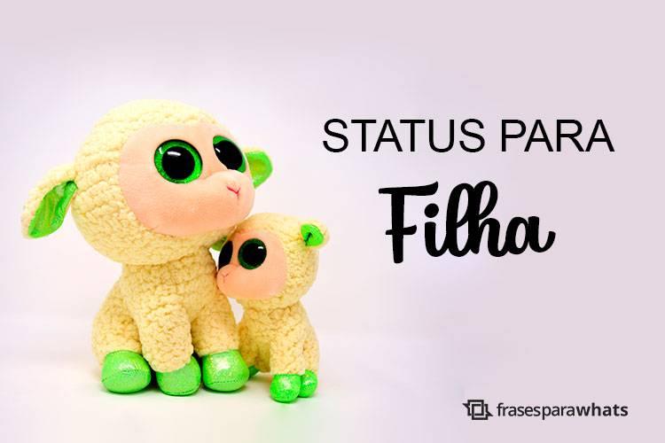 Status para Filha