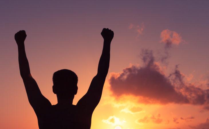 Frases de Vitória; Você é Capaz de Vencer!
