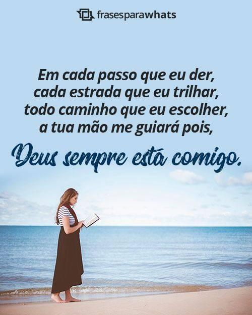 Deus está Comigo