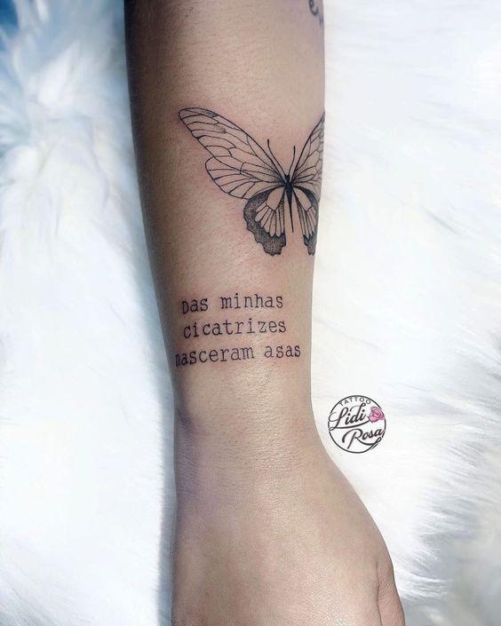 30 Frases para Tatuagem com Estilo
