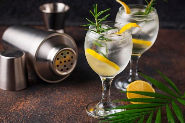 Frases para Taça de Gin