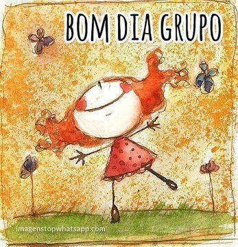 Bom dia especial grupo!