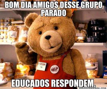 Educados Respondem...