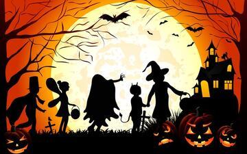 Feliz Dia das Bruxas - Frases para Desejar um Feliz Halloween