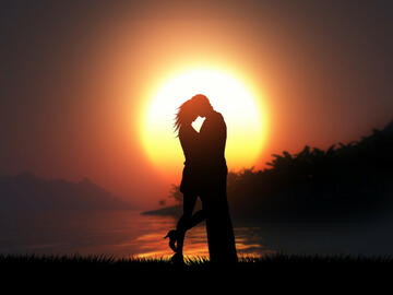 Frases de Amor eterno: Emane esse Sentimento Lindo