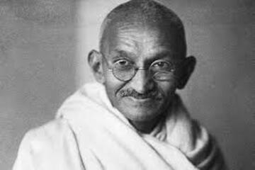 Frases de Gandhi que Transmitem Paz