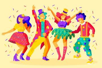 Plaquinhas de Carnaval: Opções criativas Para você