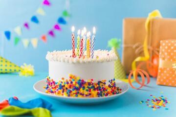 Parabéns para Criança: Frases de feliz aniversário para criança