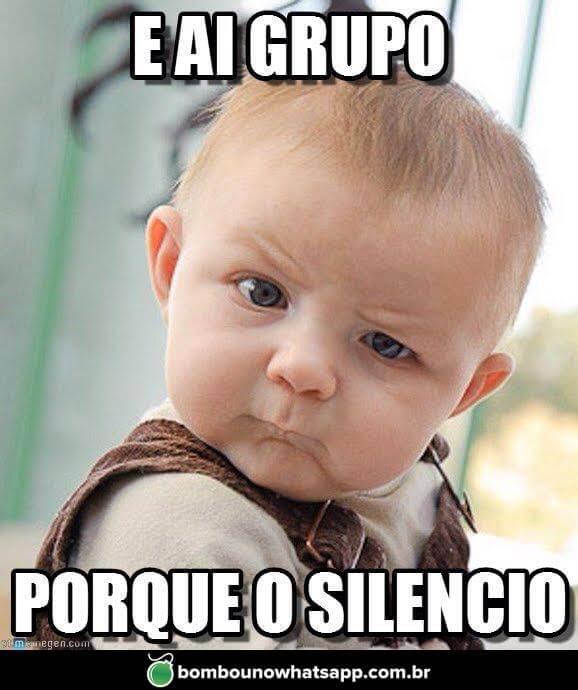 Por que o Silêncio?