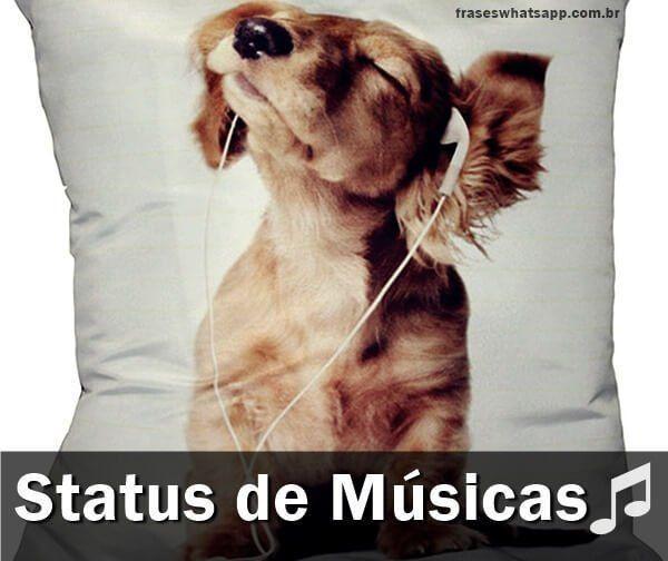 100 Frases de Músicas para Status!