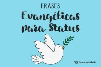 Frases Evangélicas para Status 13