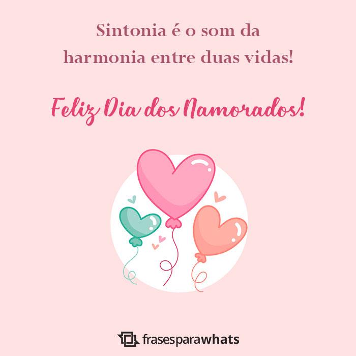 Frases para Dia dos Namorados 5