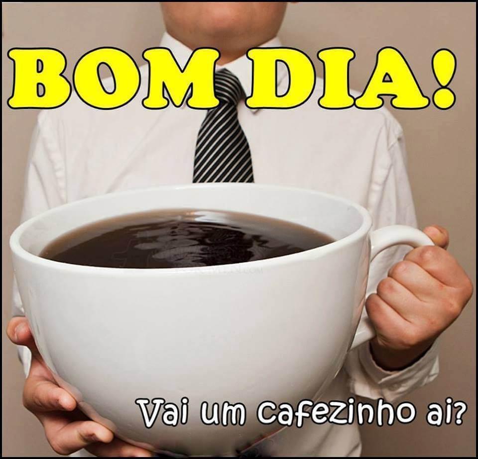 Bom dia com café 1