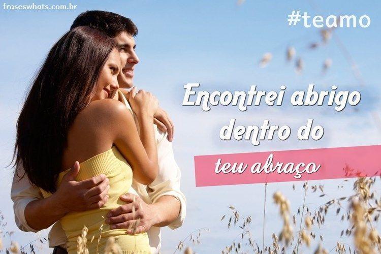 Frases para Namorado – dela para ele #teamo