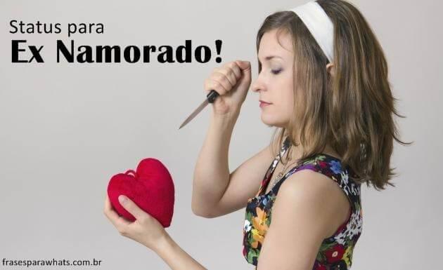 Status para Ex Namorado: Não te quero Mais!