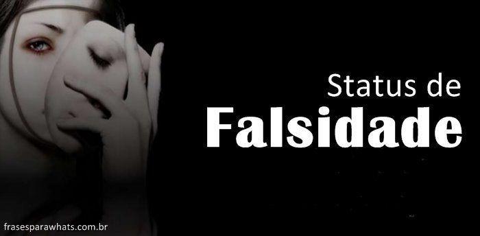 Status de Falsidade