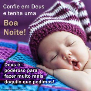Boa Noite, Ouça Deus 1