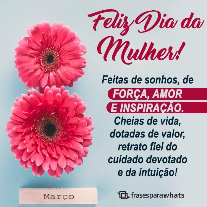 15 Frases para o Dia da Mulher: Maravilhosas!