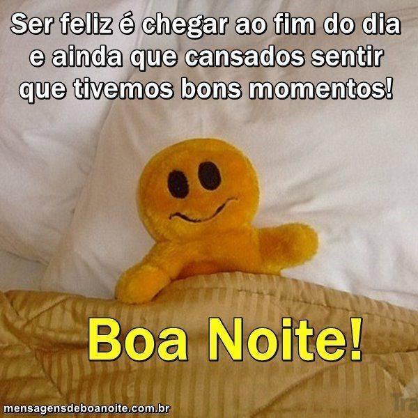Boa Noite Com Bons Momentos Frases Para Whatsapp