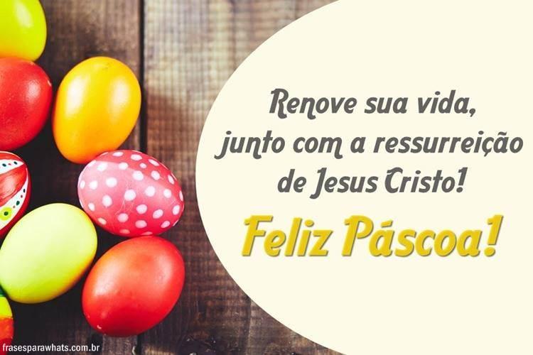 Frases De Páscoa: Bom Dia De Coisas Boas!