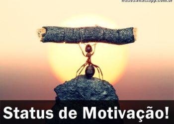 Frases de Motivação para Status
