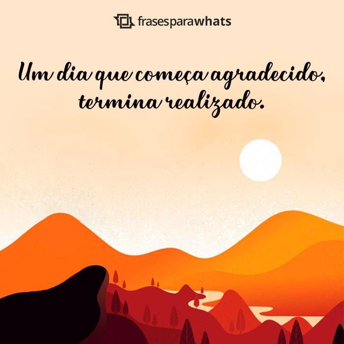 Frases De Bom Dia Para Status Frases Para Whats