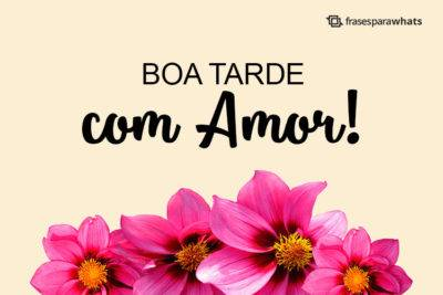 Boa Tarde com Amor! 5
