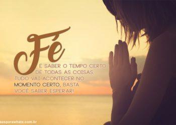 Esperar e Ter Fé em Deus