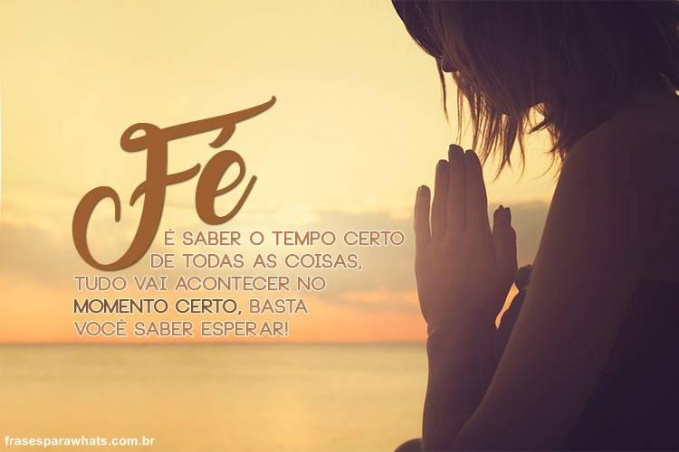 Esperar e Ter Fé em Deus 1