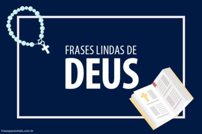 Frases Lindas de Deus 14