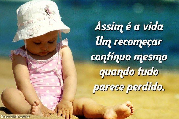 Recomeçar Sempre! 1