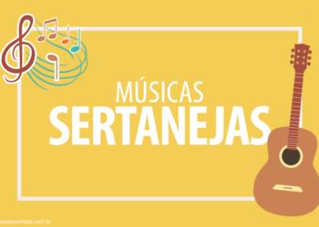 Frases de Músicas Sertanejas
