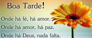 Boa Tarde com Amor! 3
