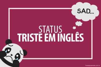 Frases Tristes em Inglês 5