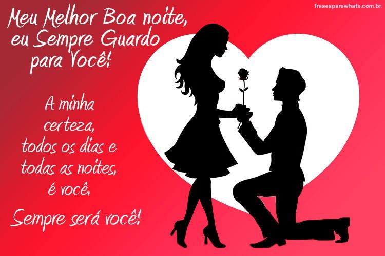 Boa Noite Amor Saudade Frases Para Whatsapp