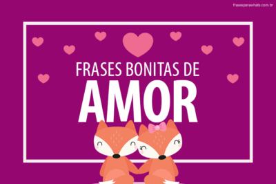 Frases Bonitas de Amor 16