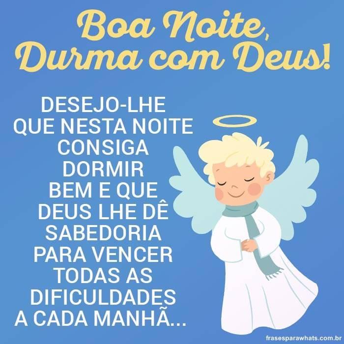 Boa Noite, Durma com Deus