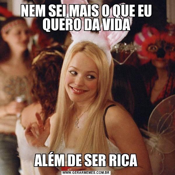 Ser Rica!