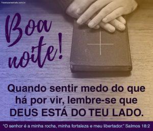 Mensagem Bíblica de Boa Noite 1