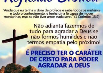 Reflexão Bíblica
