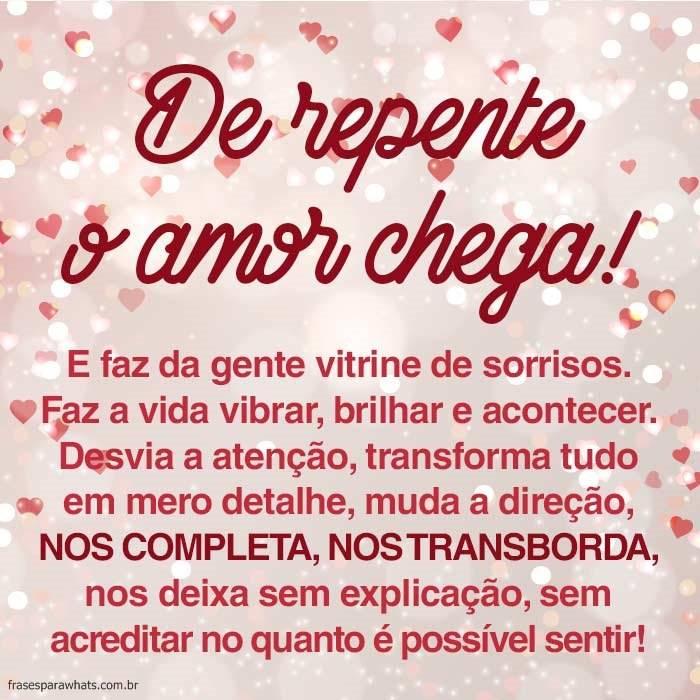 Texto De Amor Frases Para Whats
