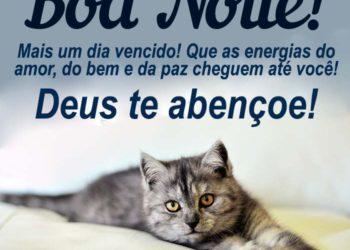 Boa Noite Deus Abençoe