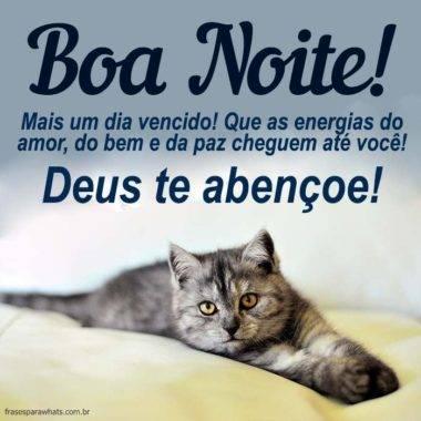 Boa Noite Deus Abençoe 15