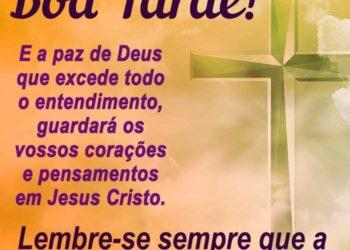 Mensagem De Boa Tarde Evangélica