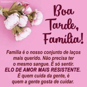 Boa Tarde com Amor! 6
