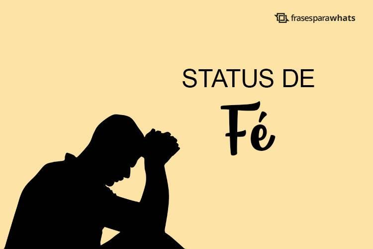 Status De Fé Frases Para Whatsapp